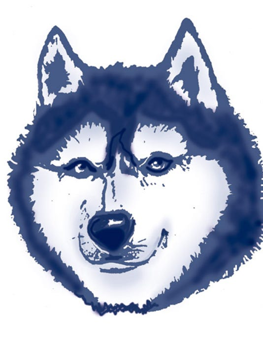 Logo of Chapin Huskies.