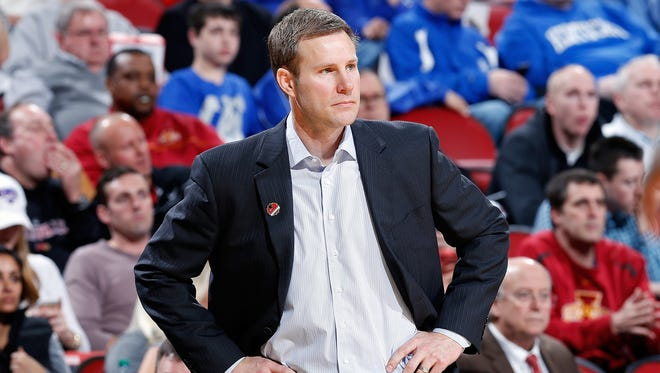 Iowa State coach Fred Hoiberg will be released from the Mayo Clinic on Thursday, according to the Minnesota-based hospital.
