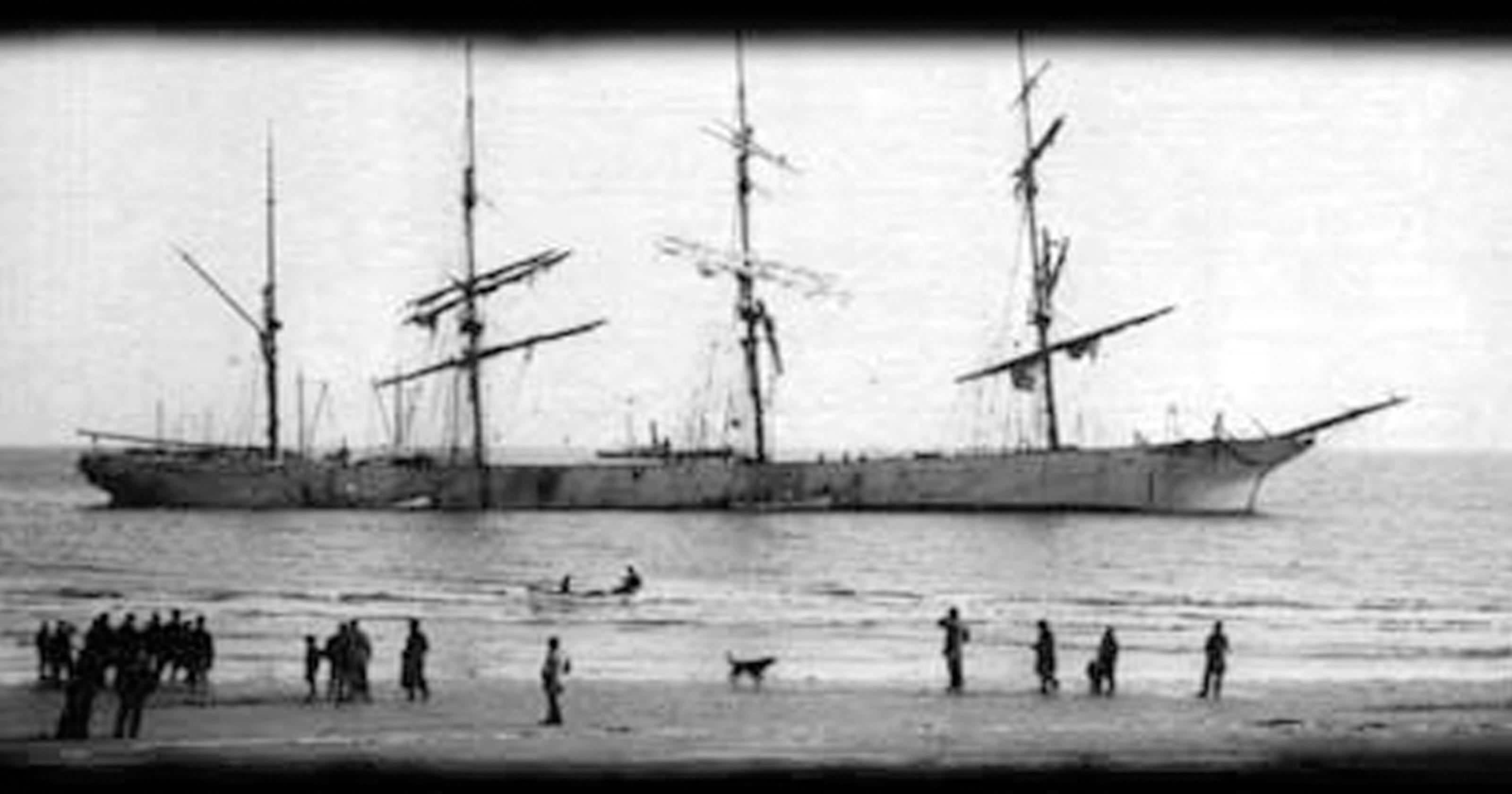 Weird NJ: Sindia's buried treasure in Ocean City