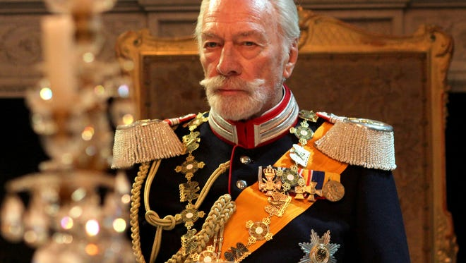 """Christopher Plummer in """"The Exception,"""" a handsomely mounted World War II-era romantic thriller. The movie opens Friday at Small Star Art House."""