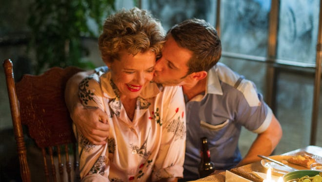"""Annette Bening and Jamie Bell star in """"Film Stars Don't Die in Liverpool,"""" opening March 16 at Small Star Art House."""