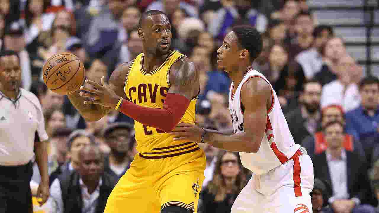 b45290c2b9d LeBron James carries Cavs to incredible Game 7 win over Pacers