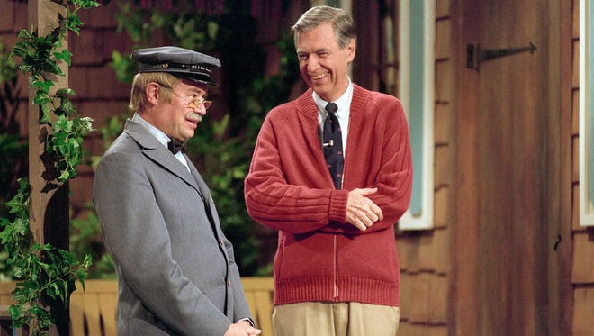 """Won't You Be My Neighor?"" is a captivating doc about TV host Mr. Rogers, right. Really."