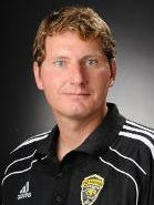 Wytse Molenaar, UW-Oshkosh men's soccer coach.