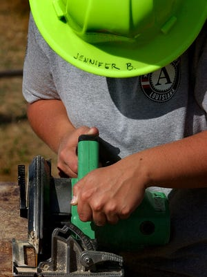 Lafayette Habitat for Humanity is asking the community to help replace about $5,000 worth of equipment that has been stolen over the past few months.