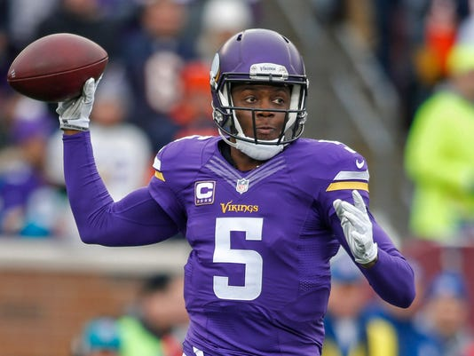USP NFL: CHICAGO BEARS AT MINNESOTA VIKINGS S FBN USA MN