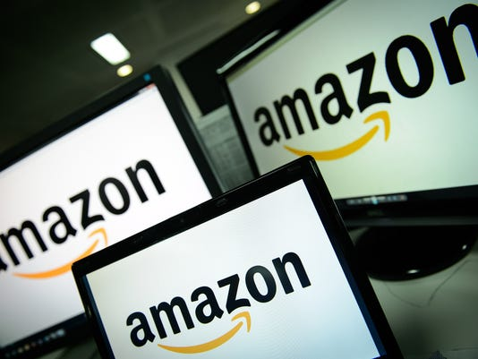 BRITAIN-BUSINESS-RETAIL-AMAZON