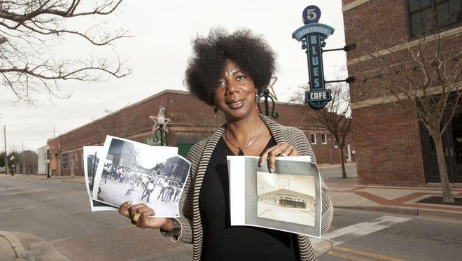 Pensacola businesswoman and filmmaker Robin Reshard.