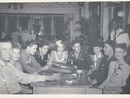 During World War II, during WWII, the hotel reopened