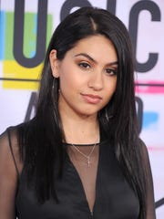 "Alessia Cara has notched top 10 hits including ""Here,"""