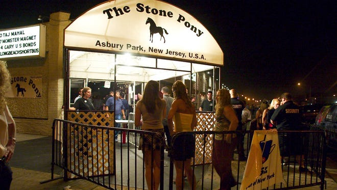 The Stone Pony in Asbury Park.