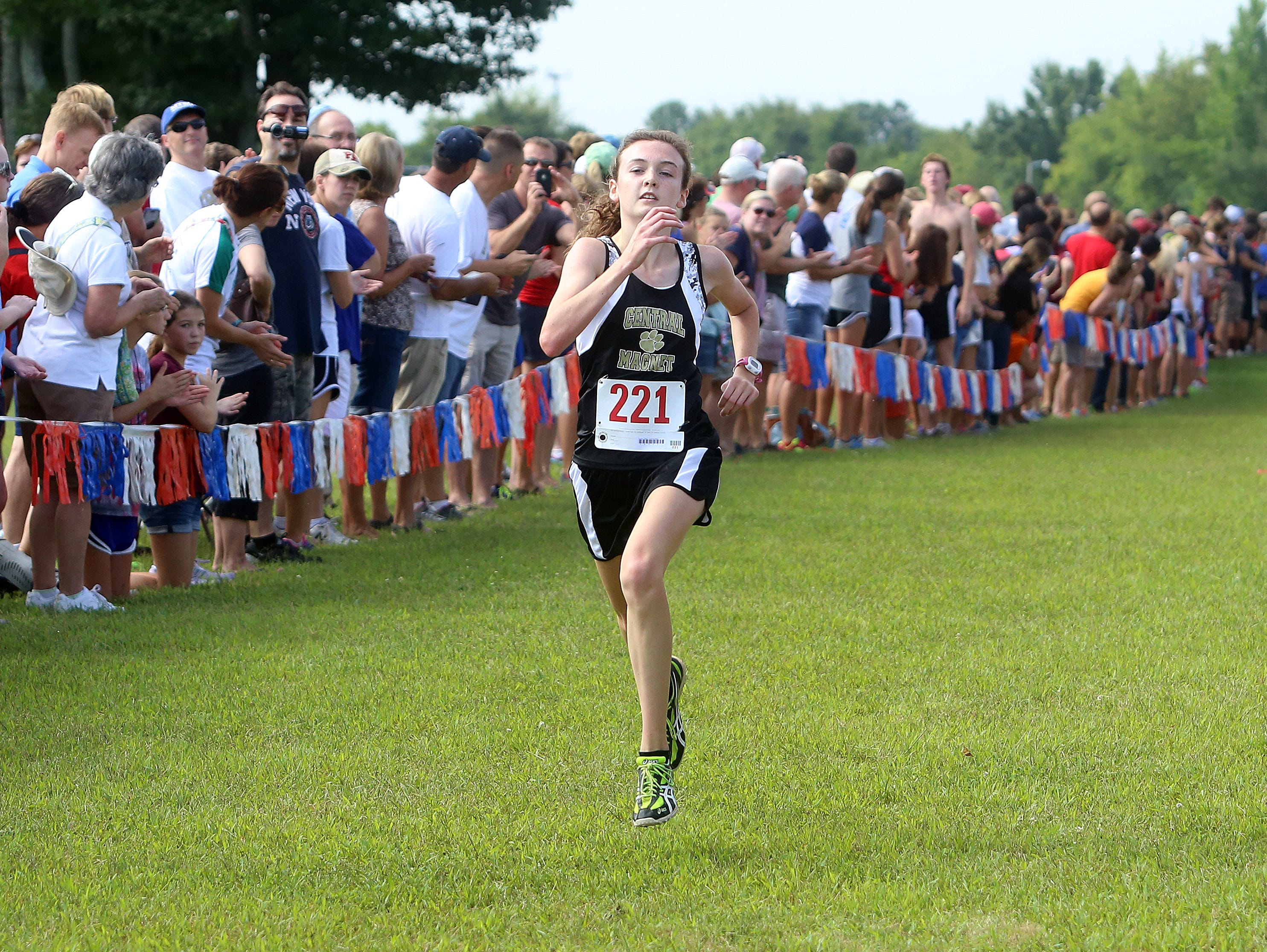 File / Gannett Tennessee Central Magnet's Taylor Cuneo captured the Class A-AA state cross country title. Tom Kreager/DNJ Central Magnet's Taylor Cuneo finished second in Saturday's Voyles Classic. Central Magnet's Taylor Cuneo finished second in Saturday's Voyles Classic.