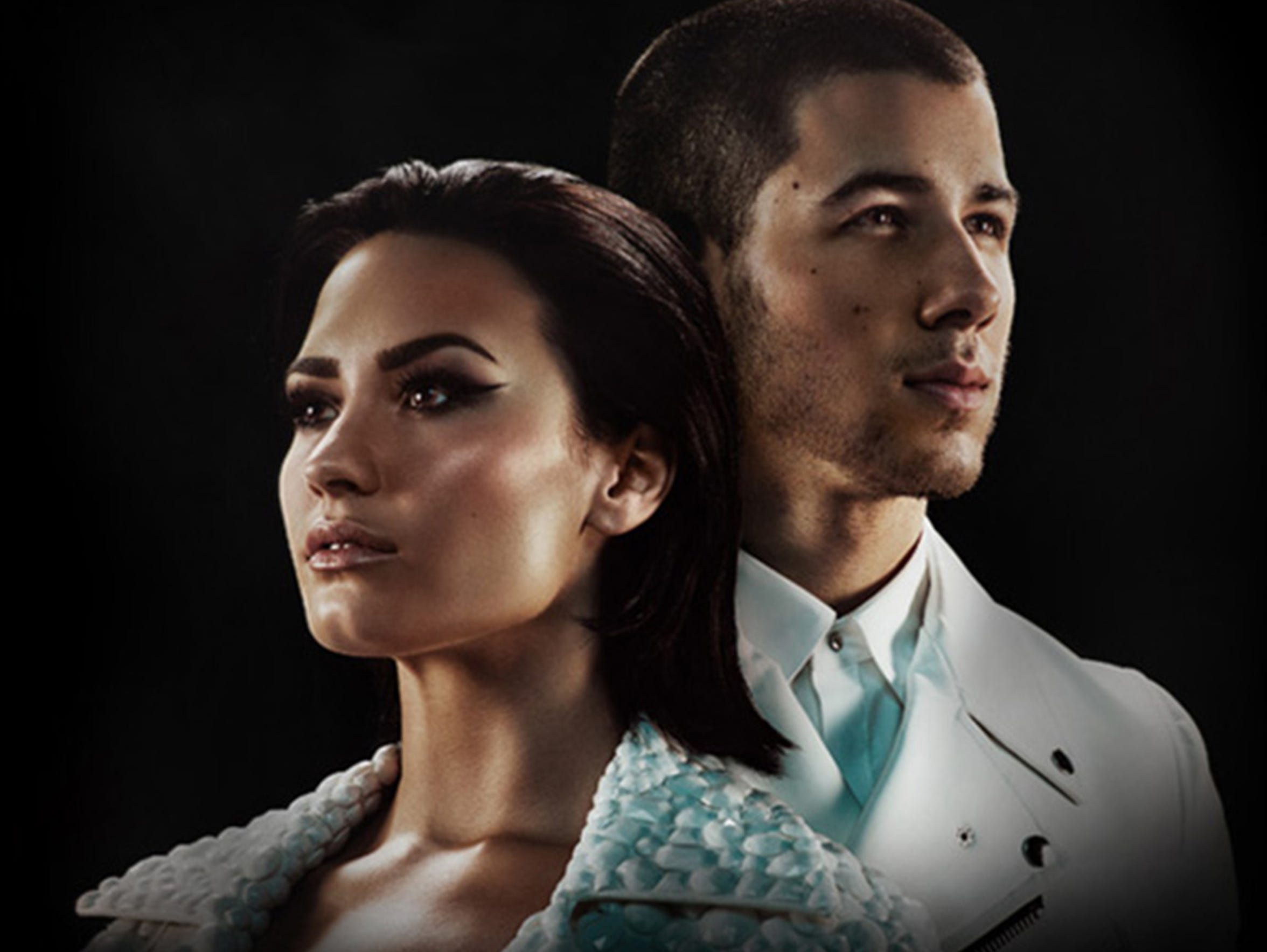 Pop sensations Demi Lovato and Nick Jonas join forces