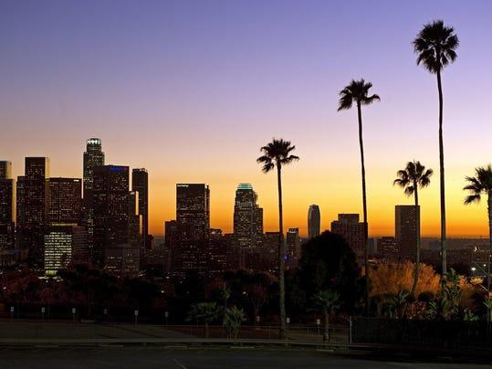 Small Earthquake Los Angeles