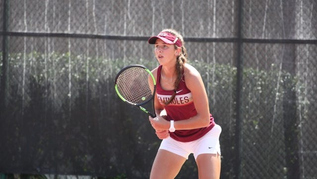 Seeking vulnerability with her coaches and teammates alike, Florida State freshman Petra Hule has captured the heart of everyone she encounters.