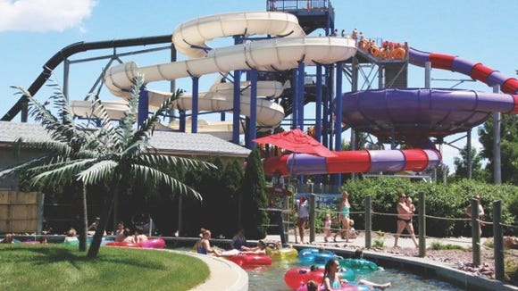 Wild Water West Waterpark opens for the season this weekend.