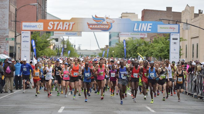 Hurry online to get discounted entry fees for Kentucky Derby Festival mini/Marathon