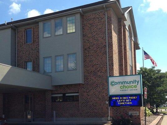 Eastpointe Member Center exterior 1