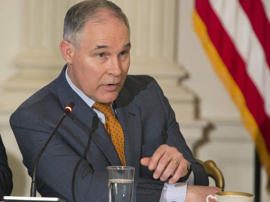 EPA abandons fuel mileage goals and seeks to revoke California's ability to set its own standard