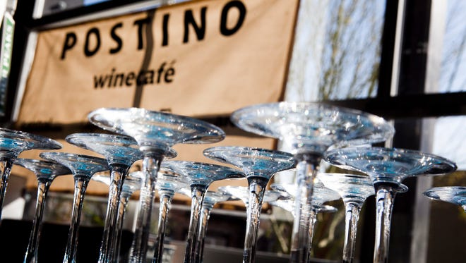 Postino regularly updates its wine menu and always offers wines for $5 a glass before 5 p.m.
