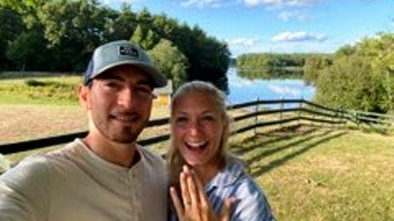 Bob and Karen Clark of Rochester are pleased to announce the engagement of their son Larry Clark to Alexandria Ferri.