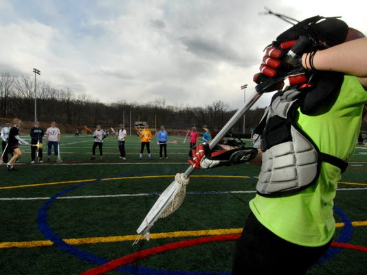 Lacrosse stock photo