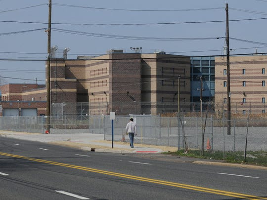 Bergen County Jail complex on River Street in Hackensack  file photo 2011