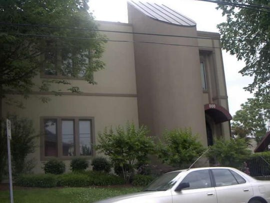 The home of Spirit Music Nashville at 80819th Ave.