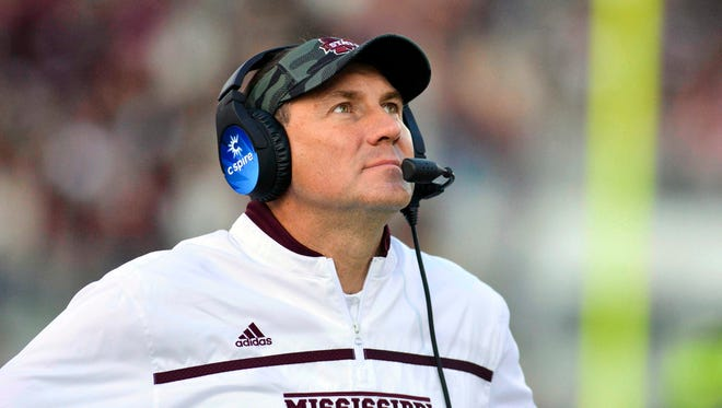 Mississippi State coach Dan Mullen will have to make his fourth hire of the offseason.