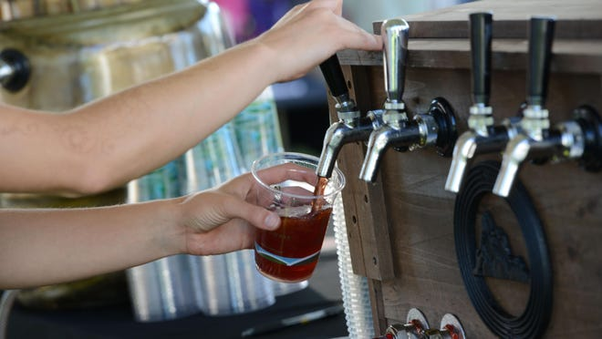 Local beer, wine and cider will be served up at the Bite & Brew of Salem July 20-23 at Riverfront Park.