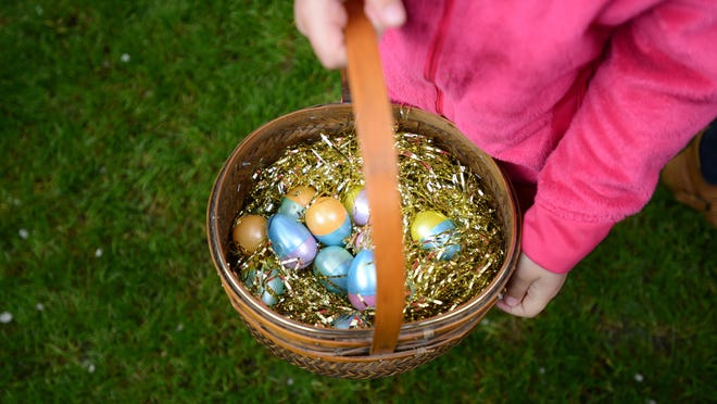 Easter isn't until April 1, but the last two weekends in March will feature Easter egg hunts around the Willamette Valley.