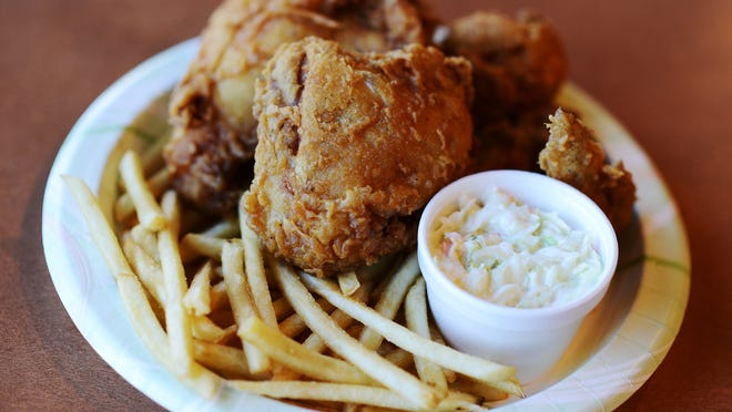 The Keg has returned to Sioux Falls with its famous chicken.