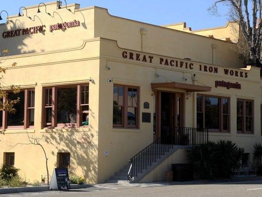 The Patagonia headquarters is in Ventura.