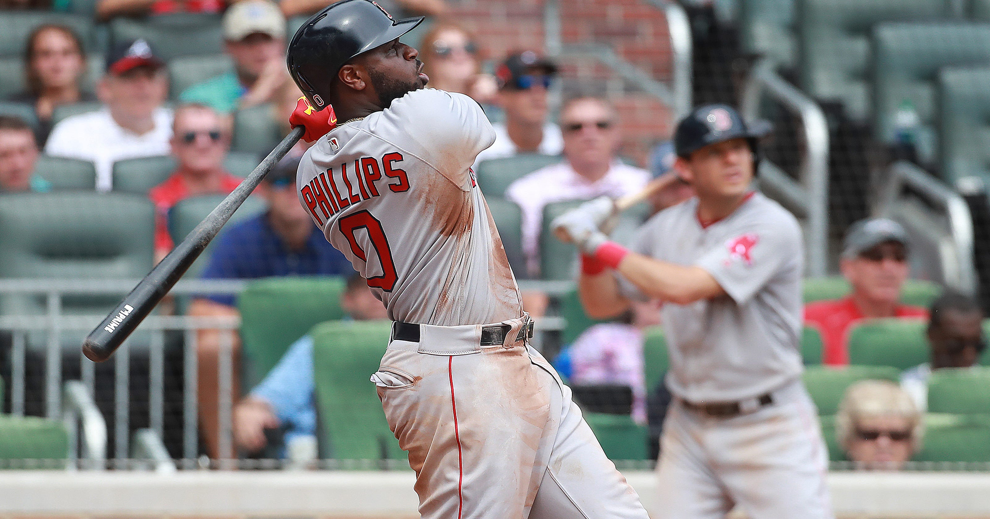 e405b3ff284 Who gets a World Series ring  Brandon Phillips wins his 1st with Sox