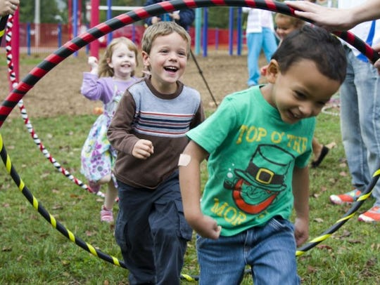 The more your child can play, the healthier he or she