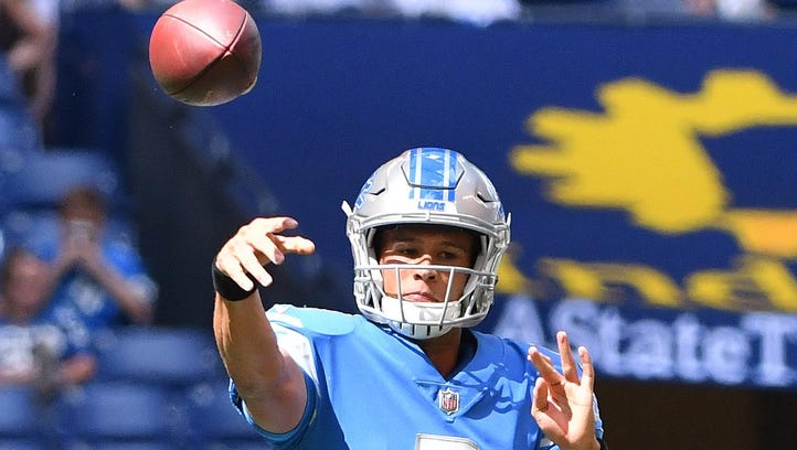 Lions bring back QB Kaaya; sign 2 linemen