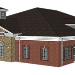 New Goddard School in Novi takes shape
