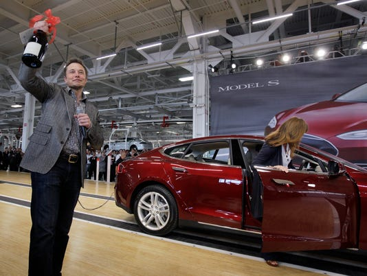 How biofuels will expand Tesla's charging stations