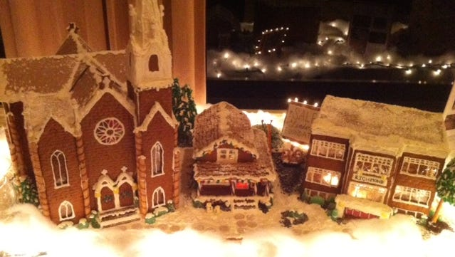 Gingerbread Gala, a nonprofit fundraiser, is happening 7 p.m. Friday at Illahe Hills Country Club.