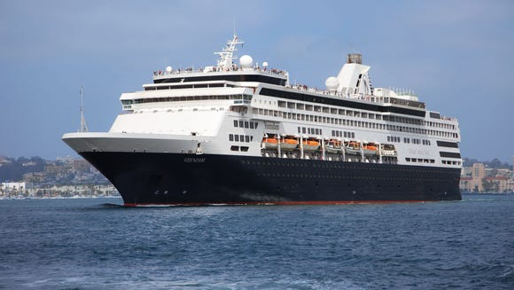 Image of Holland America Veendam