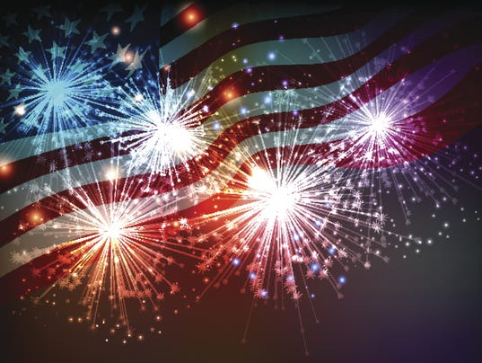 county has many options for 4th of july celebrations photo file