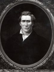 William Digby was instrumental in planning the city of Lafayette.
