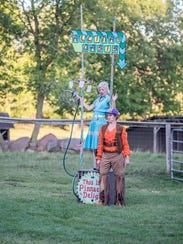 The picnic operetta blends country themes with an 18th