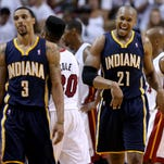 Kravitz: Pacers doing all the talking, little of the winning