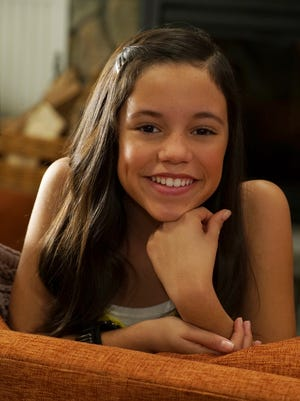 "Jenna Ortega from La Quinta plays Harley in the Disney show ""Stuck in the Middle"" premiering Sunday, Feb. 14, 2015."