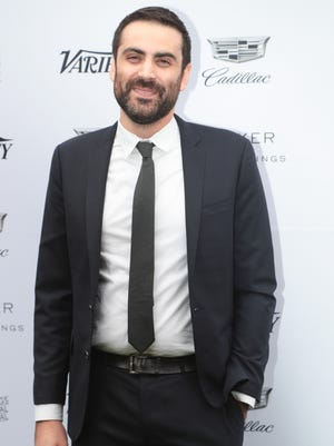 Michael Lerman attends the Variety Creative Impact Awards and 10 Directors to Watch Brunch, January 3, 2017.