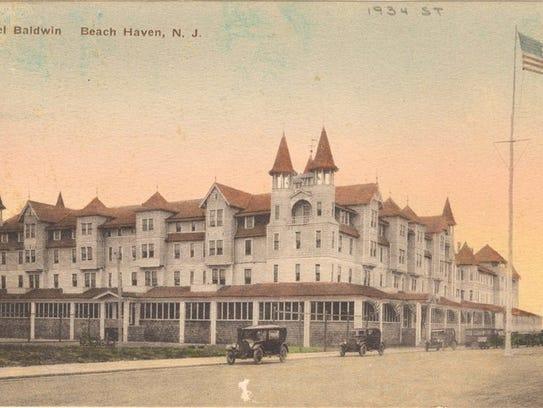 The Baldwin Hotel in Beach Haven.