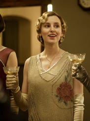 Laura Carmichael plays Lady Edith Crawley. She has