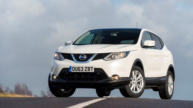 Nissan's European sales were lead by the crossover Qashqai, which saw 20,535 units moved in July.