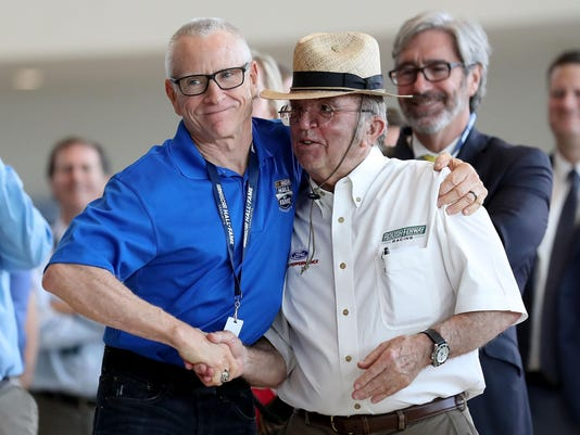 NASCAR Hall of Fame Voting Day